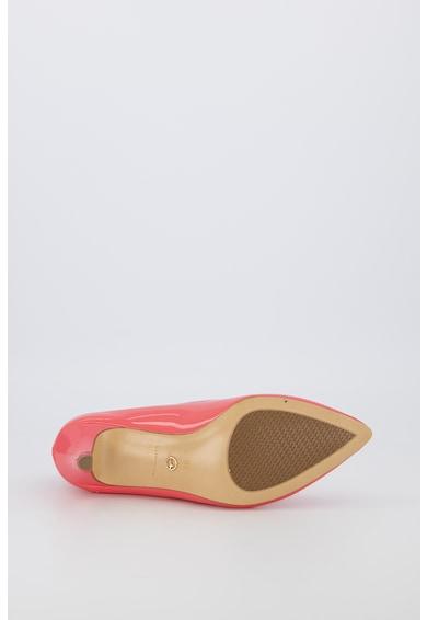 Tamaris Pantofi din piele ecologica, cu varf ascutit Femei