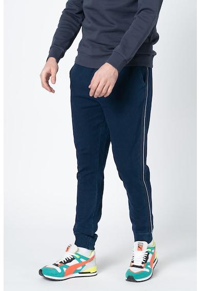 Big Star Pantaloni sport cu aspect de denim Jaylah Barbati