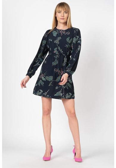 Vero Moda Rochie evazata cu model floral Sus Femei