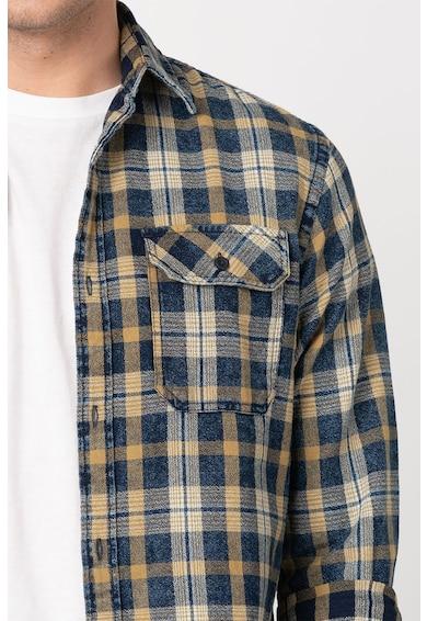 Jack&Jones Риза Neville с шотландско каре Мъже