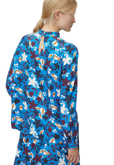 Marc O'Polo Bluza cu imprimeu floral Femei