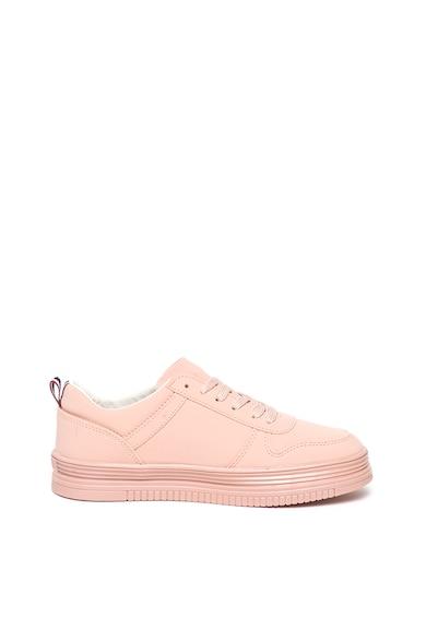 U.S. Polo Assn. Pantofi sport de piele ecologica Sun Femei