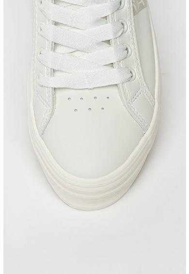 Napapijri Pantofi sport din piele si piele ecologica Nesto Femei