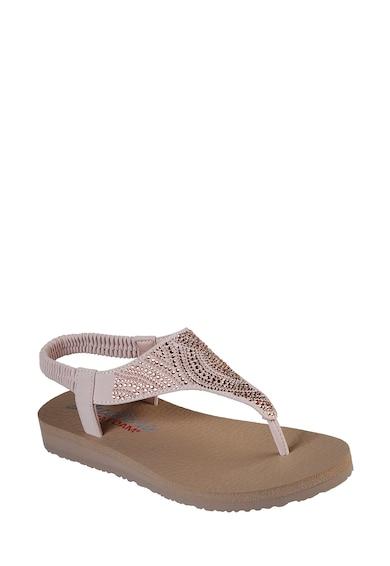 Skechers Сандали Meditation-New Moon с декоративни камъни Жени