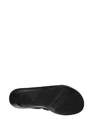 Skechers Sandale cu aplicatii cu strasuri Rumble On-City Fever Femei