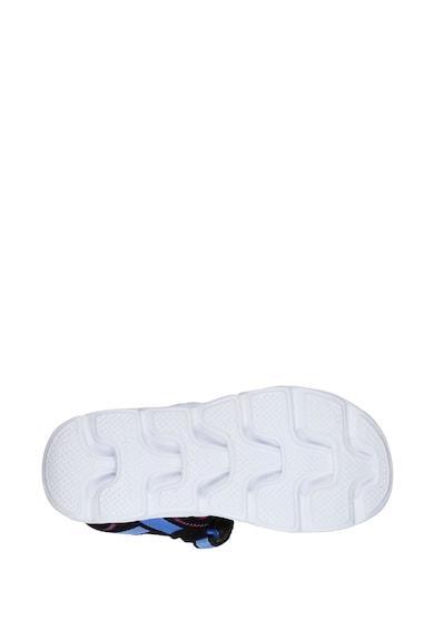 Skechers Sandale cu talpa cu iluminare Hypno Flash-Splash Zooms Fete