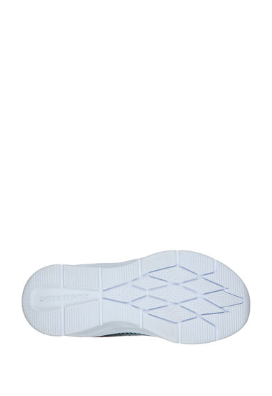 Skechers Pantofi sport cu detalii in dungi Microspec Fete