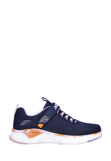 Skechers Олекотени спортни обувки Solar Fuse Момичета