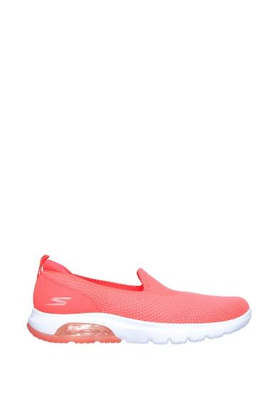Skechers Pantofi sport slip-on de plasa Go Walk Air Femei