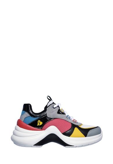 Skechers Pantofi sport cu aspect colorblock Solei St. - Groovy Sole Femei