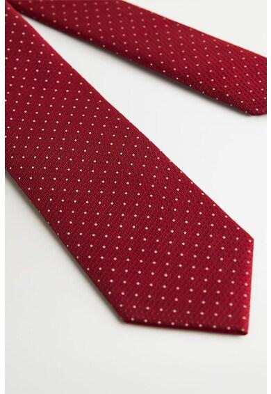Mango Cravata cu model Sky Barbati