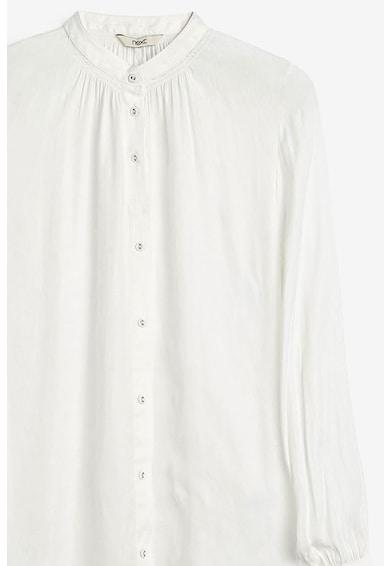 NEXT Camasa tip tunica cu model floral discret Femei