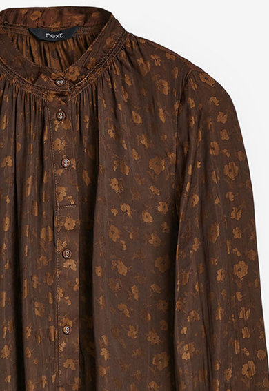 NEXT Camasa tip tunica cu model floral Femei
