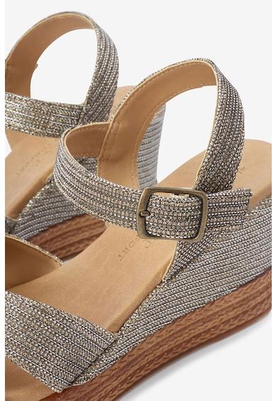 NEXT Sandale wedge cu barete Femei