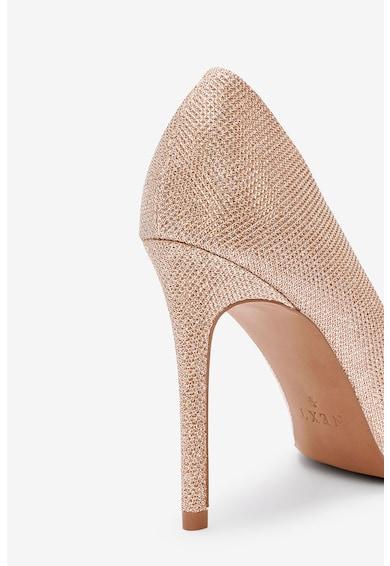 NEXT Pantofi stiletto cu aspect metalizat Femei