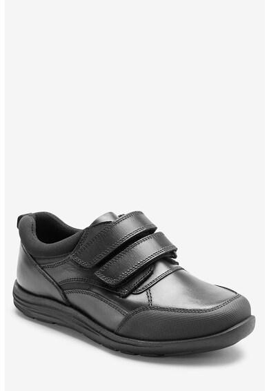 NEXT Pantofi de piele cu velcro Baieti