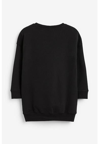 NEXT Set de bluza sport si colanti cu imprimeu Fete