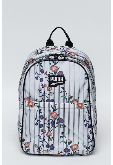Puma Rucsac cu dungi si model floral Prime Time Festival Femei