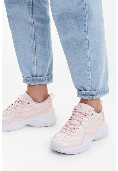 Puma Спортни обувки Cilia P от еко кожа Жени
