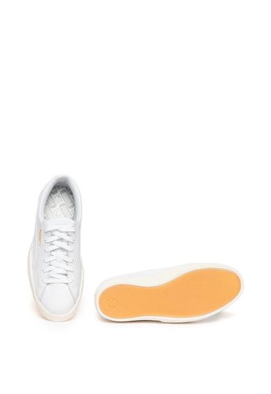 Puma Pantofi sport de piele si piele ecologica Love Femei