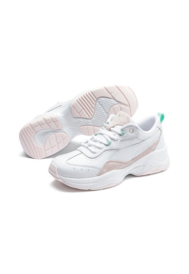 Puma Спортни обувки Cilia Lux със скосена платформа Жени