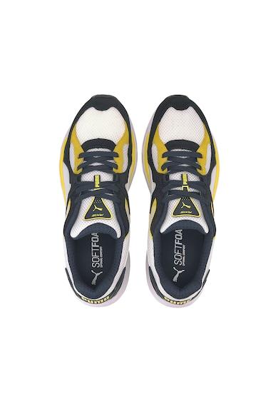 Puma Унисекс спортни обувки Axis Plus с велур Жени