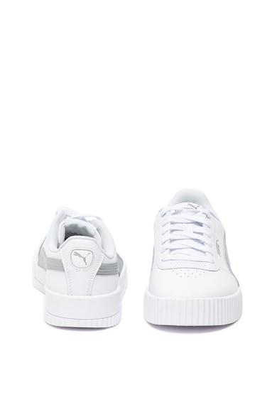 Puma Кожени спортни обувки Carina с еко кожа Жени