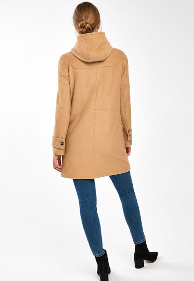 NEXT Palton din amestec de lana Femei