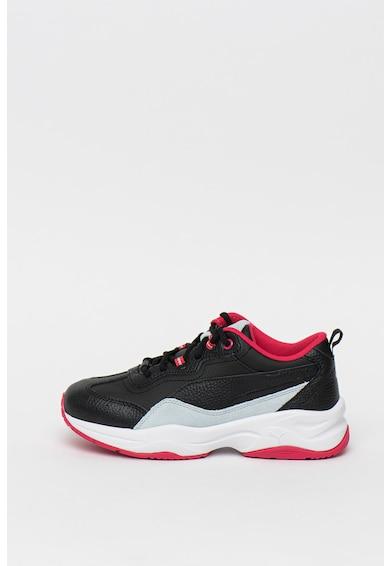 Puma Спортни обувки Cilia Lux с кожа и велур Жени