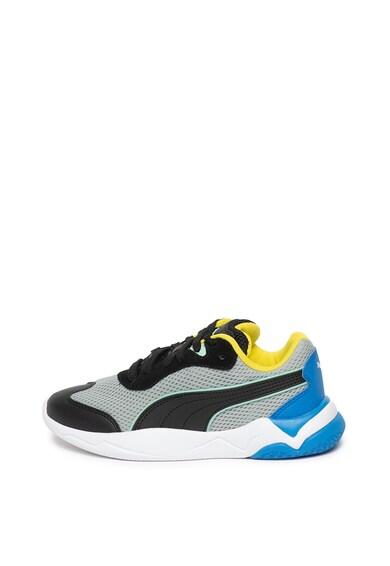 Puma Pantofi sport cu model colorblock Ekstra Jr Baieti