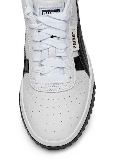 Puma Спортни обувки Cali с кожа и еко кожа Жени