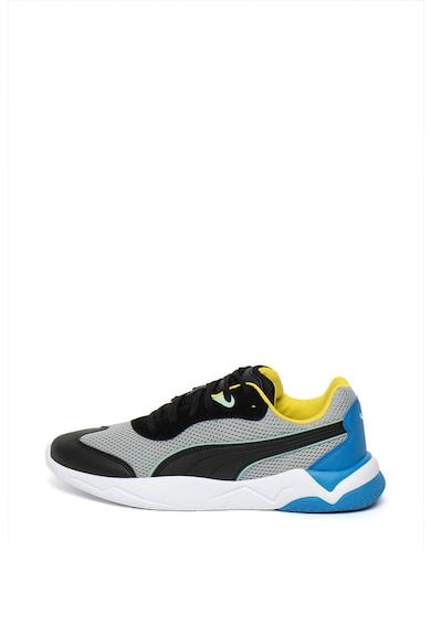 Puma Pantofi sport cu insertii din plasa Ekstra Barbati