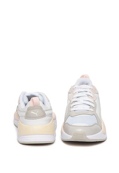 Puma Pantofi sport mid-high cu garnituri de piele ecologica X-Ray Game Femei