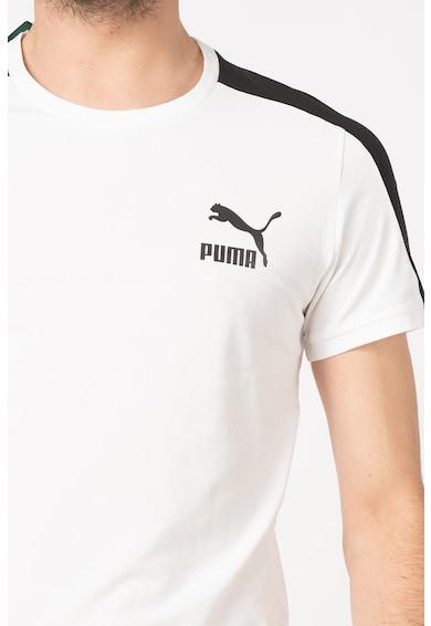 Puma Tricou cu detalii contrastante Iconic T7 Barbati