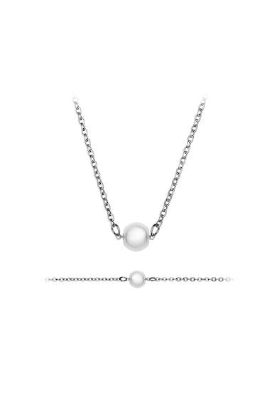 Emily Westwood Set de colier si bratara cu perle de sticla Femei
