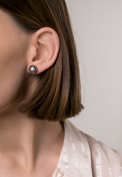 Victoria Walls Set de bratari cu perle sintetice si tinte Femei