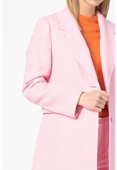 United Colors of Benetton Palton cu buzunare frontale Femei