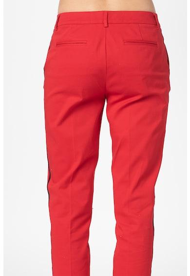 United Colors of Benetton Pantaloni crop cu pliuri Femei
