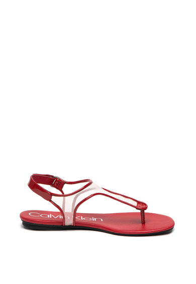 Calvin Klein Сандали Shilo с каишка за палеца Жени