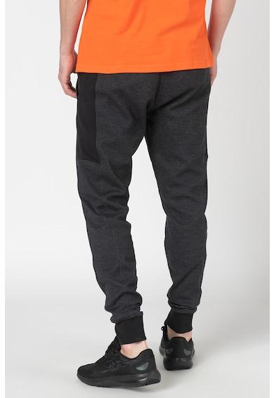 Under Armour Pantaloni sport elastici, pentru antrenament Double Knit Barbati