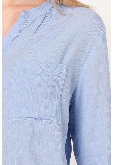 Tom Tailor Bluza tip tunica cu buzunare pe piept Femei