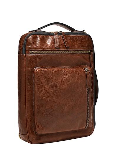 Fossil Кожена чанта с конвертируем дизайн Мъже