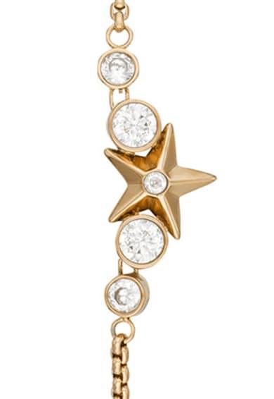Michael Kors Set de ceas de otel inoxidabil decorat cu cristale si bratara Femei