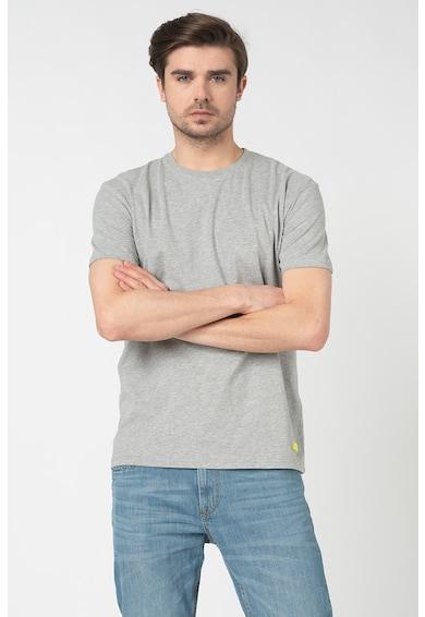 SUPERDRY Tricou supradimensionat cu imprimeu pe partea din spate City Neon Barbati