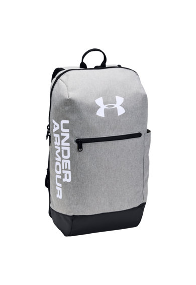 Under Armour Rucsac  Patterson pentru barbati, Steel Medium Heather/Black/White, OSFA Femei