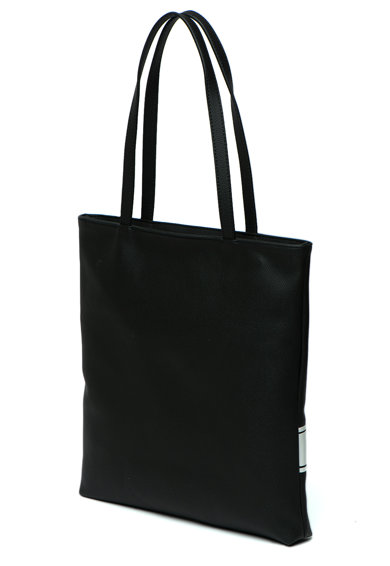 U.S. Polo Assn. Шопинг чанта от еко кожа с релефно лого Жени