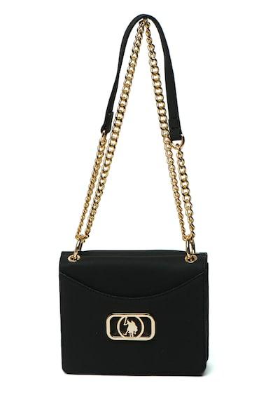 U.S. Polo Assn. Чанта за рамо с метално лого Жени