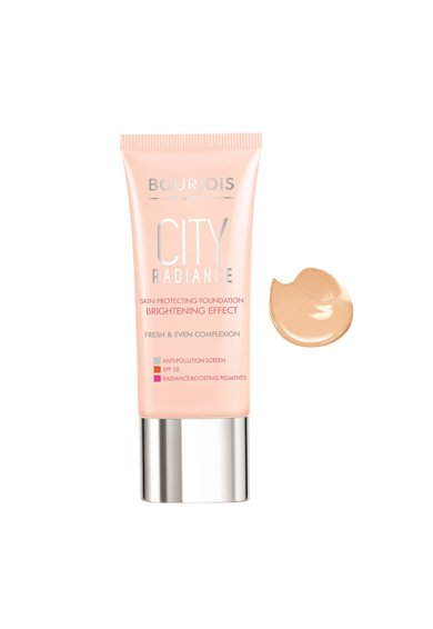 Bourjois Fond de ten  City Radiance Femei