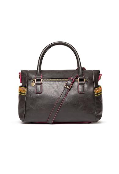 DESIGUAL Чанта за рамо от еко кожа Жени