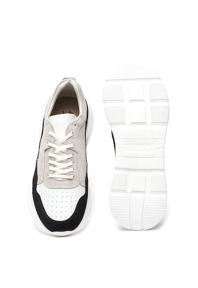 Jack&Jones Pantofi sport cu insertii de piele intoarsa Munki Barbati